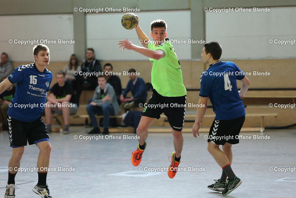 Handball: HSG Rauxel-Schwerin - Westfalia Herne