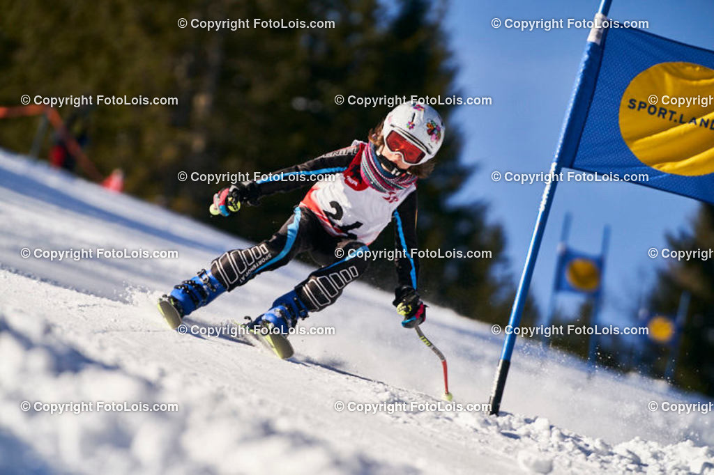 0205_KinderLM-RTL-I_Trattenbach_Rudloff Anna | (C) FotoLois.com, Alois Spandl, NÖ Landesmeisterschaft KINDER in Trattenbach am Feistritzsattel Skilift Dissauer, Sa 15. Februar 2020.