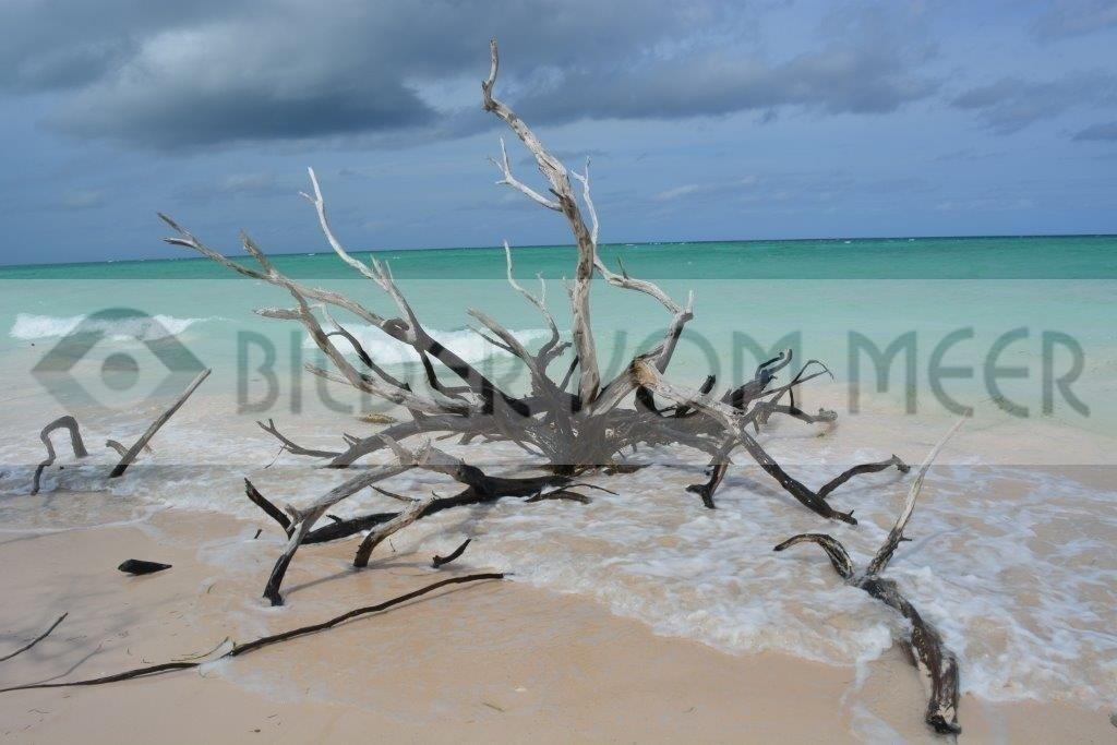 Bilder vom Meer Karibik | Sturm zieht auf