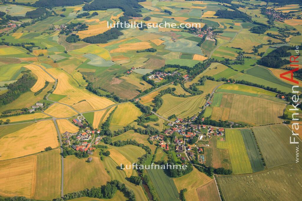 lanzenreuth-thurnau-2014-3071 | Luftbild von Lanzenreuth Thurnau - Luftaufnahme wurde 2014 von https://frankenair.de mittels Flugzeug (keine Drohne) erstellt - die Geschenkidee