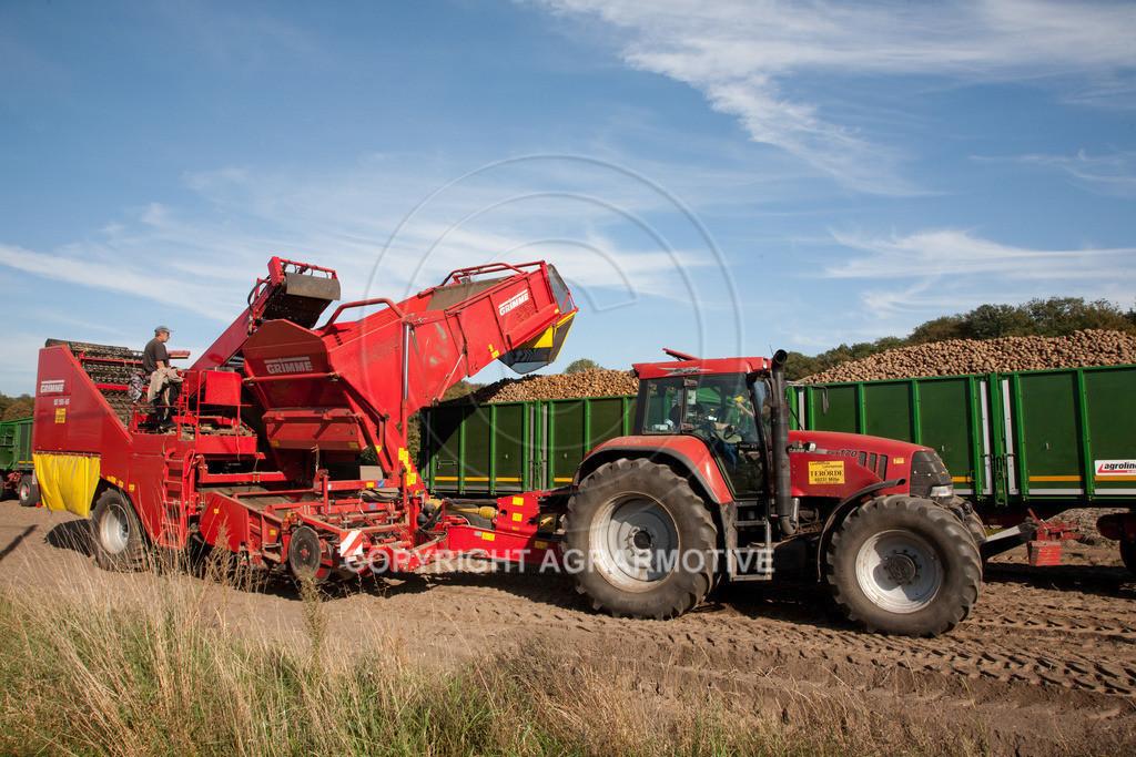 20110929-IMG_6119-ret | Ernte auf einem Kartoffelfeld - AGRARBILDER
