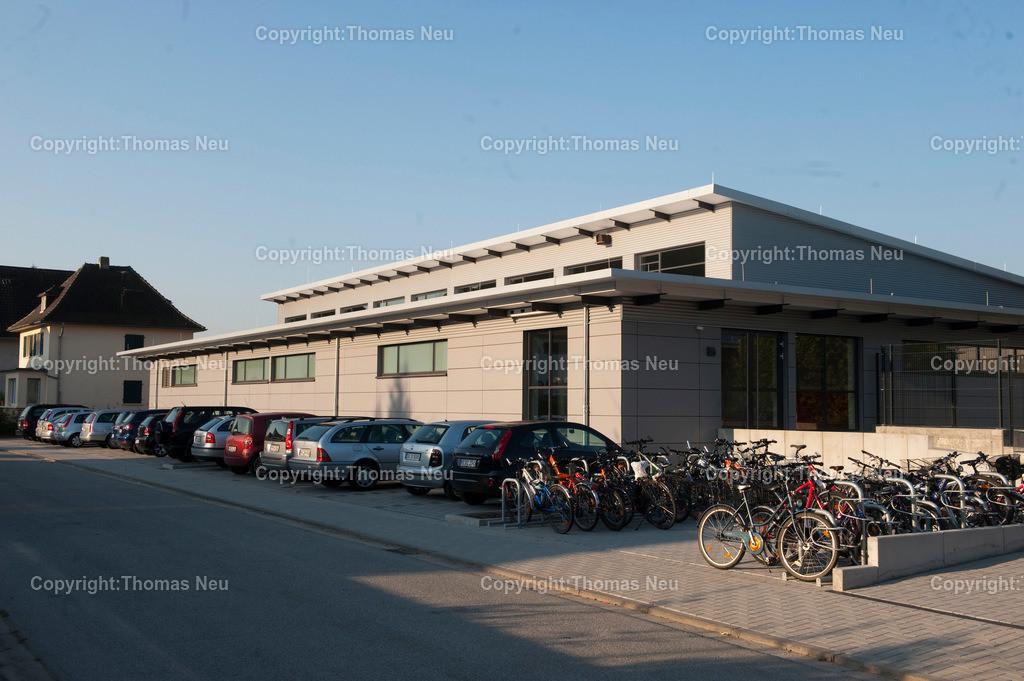 _D7N0143   0909,neue Turnhalle Goethegymnasium Bensheim, Bild: Thomas Neu