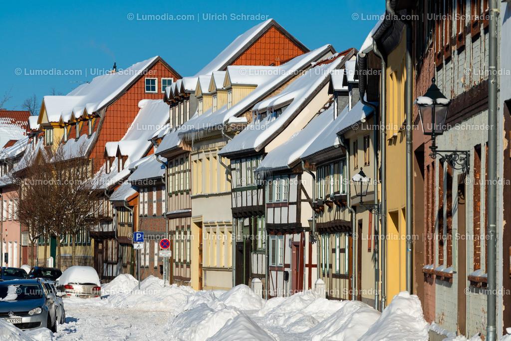 10049-11895 - Quedlinburg im Winter