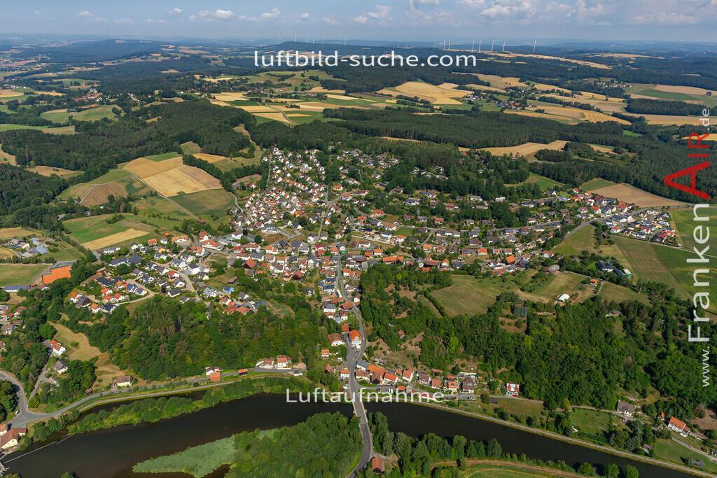 burghaig-19-536   aktuelles Luftbild von Burghaig   - Luftaufnahme wurde 2019 von https://frankenair.de mittels Flugzeug (keine Drohne) erstellt.