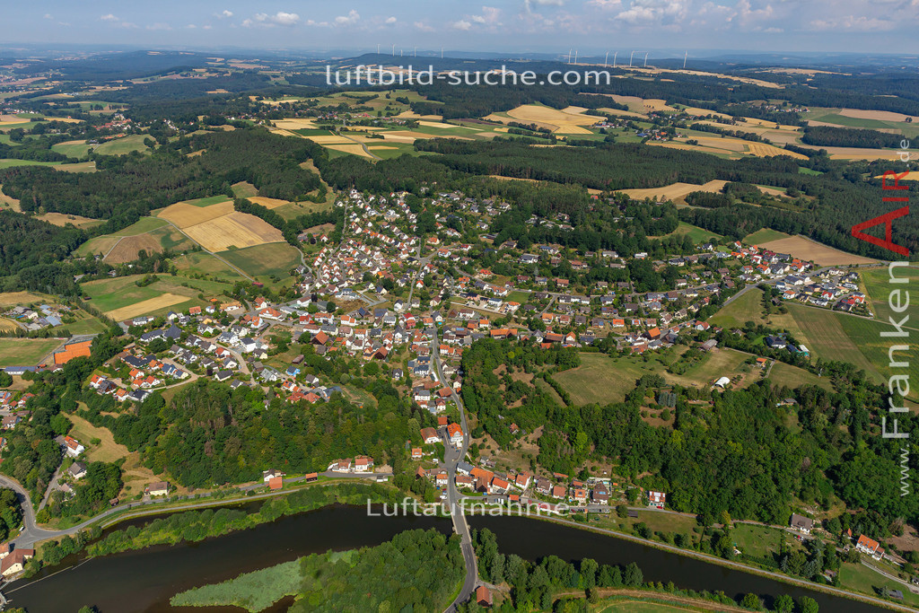 burghaig-19-536 | aktuelles Luftbild von Burghaig   - Luftaufnahme wurde 2019 von https://frankenair.de mittels Flugzeug (keine Drohne) erstellt.
