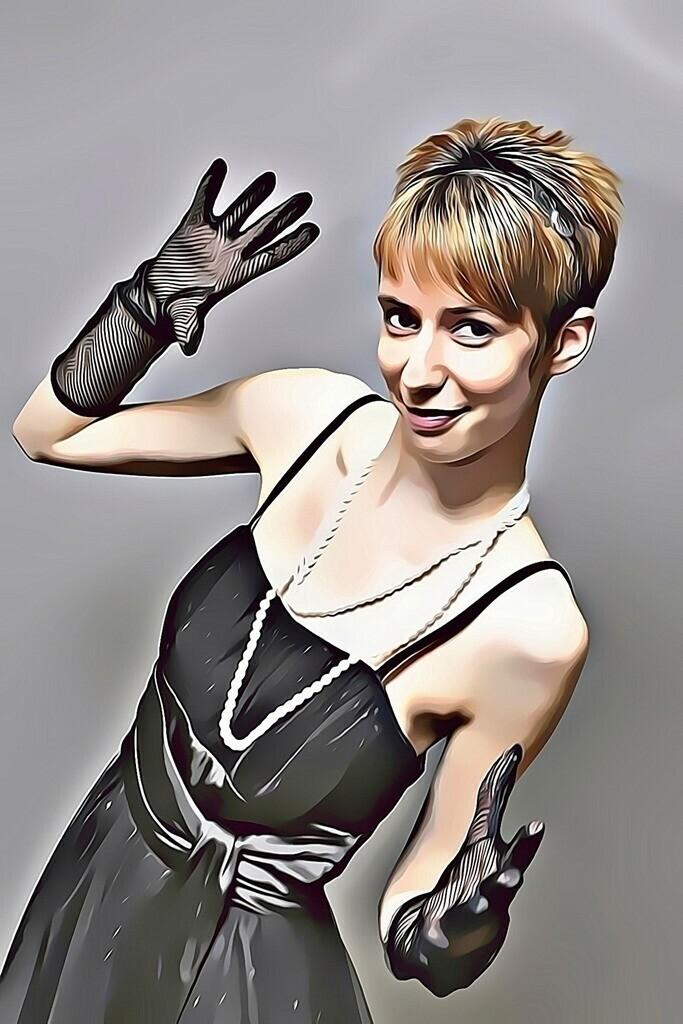 Handschuh Lady Bild 026