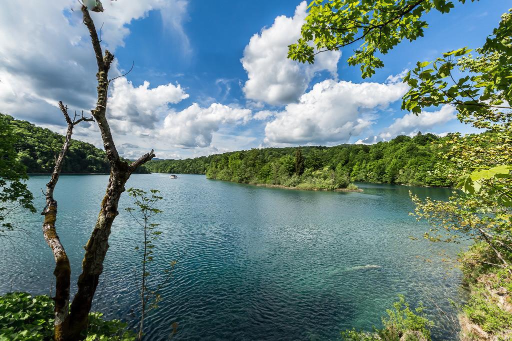 Kozjak Jezero Plitvice
