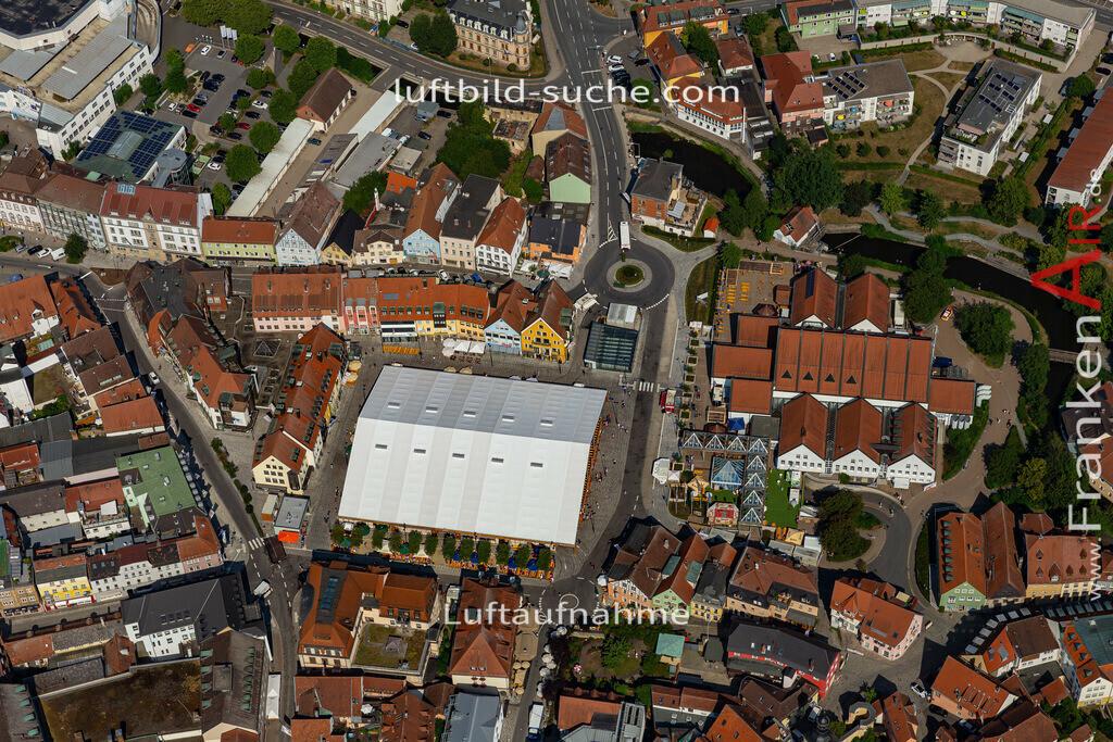 bierfest-2019-kulmbach-19-695   aktuelles Luftbild von Bierfest-2019  Kulmbach - Luftaufnahme wurde 2019 von https://frankenair.de mittels Flugzeug (keine Drohne) erstellt.