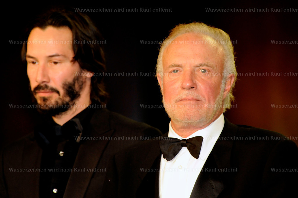 Keanu Reeves & James Caan | Keanu Reeves & James Caan