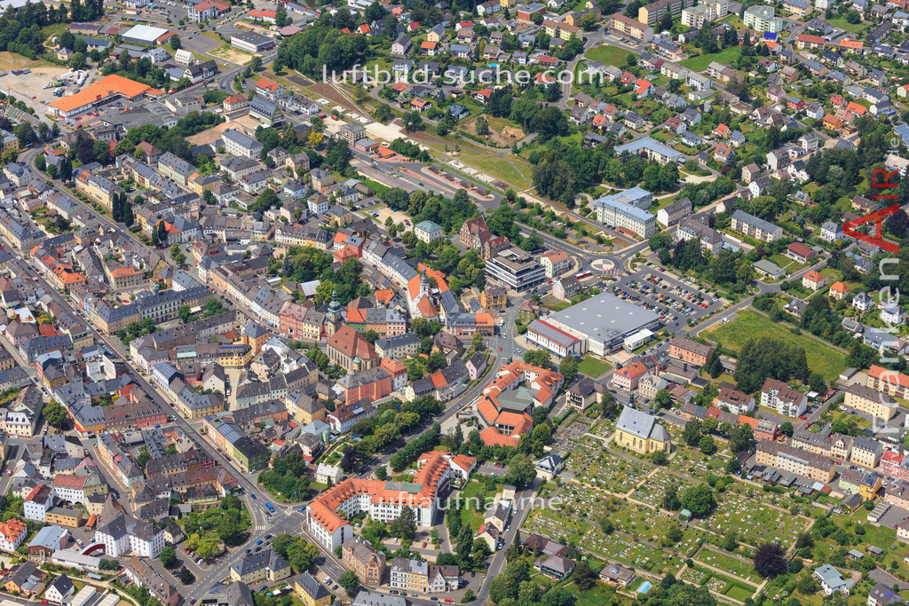 luftbild-wunsiedel-2016-7153 | Luftbild von  Wunsiedel - Luftaufnahme wurde 2016 von https://frankenair.de mittels Flugzeug (keine Drohne) erstellt - die Geschenkidee