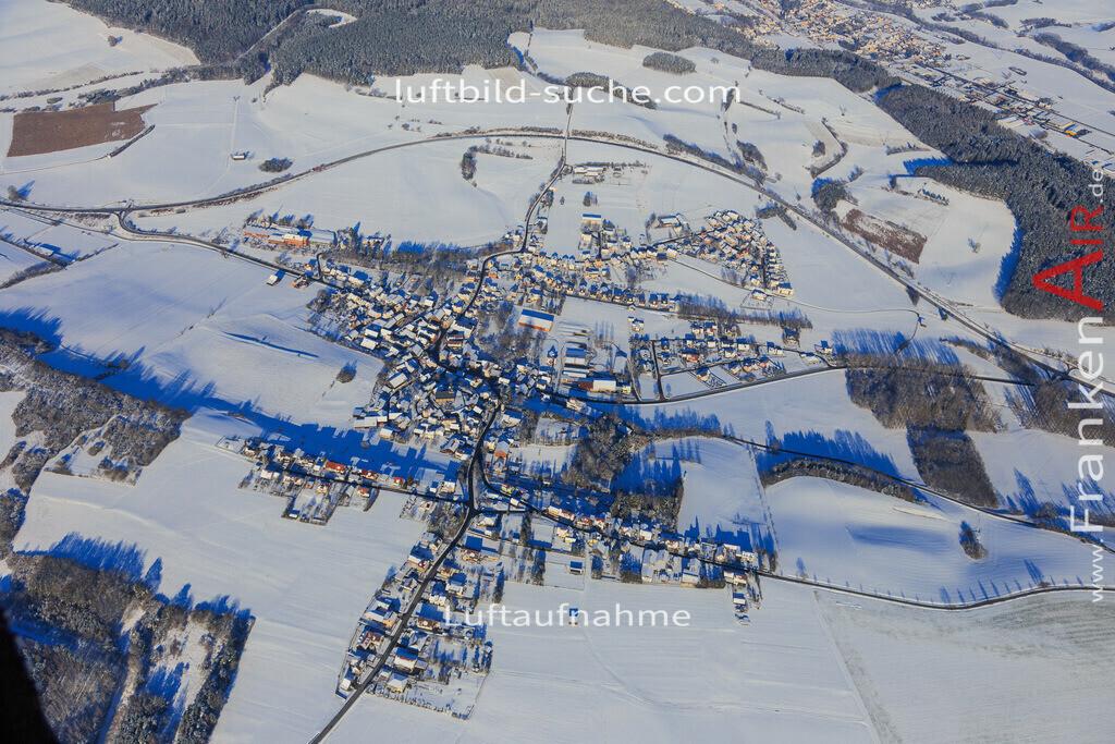 burggrub-stockheim-2016-1953 | Luftbild von Burggrub Stockheim - Luftaufnahme wurde 2016 von https://frankenair.de mittels Flugzeug (keine Drohne) erstellt - die Geschenkidee