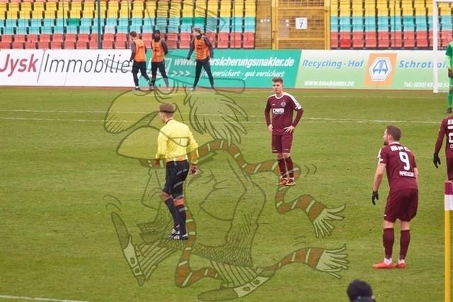 BFC Dynamo vs. FC Viktoria 89 111