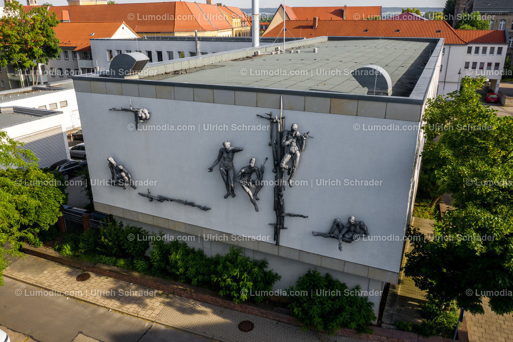 10049-50512 - Kunst am Bau _ Halberstadt