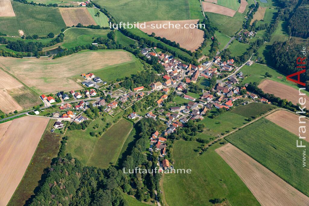kornhoefstadt-19-770 | aktuelles Luftbild von  Kornhoefstadt - Luftaufnahme wurde 2019 von https://frankenair.de mittels Flugzeug (keine Drohne) erstellt.
