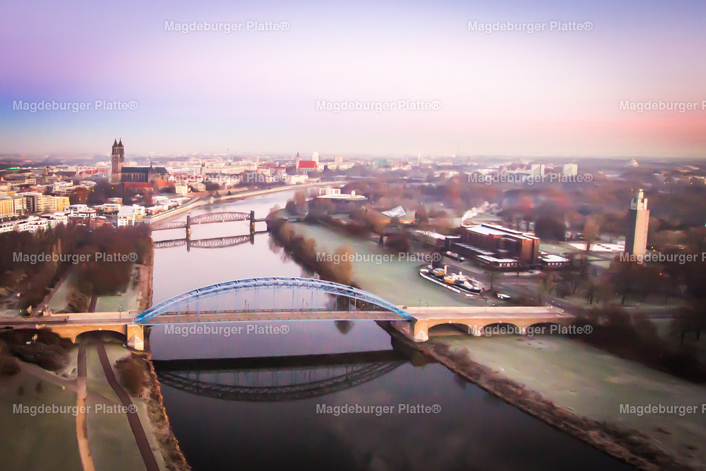 Sternbrücke anno dunnemals | Sternbrücke anno dunnemals