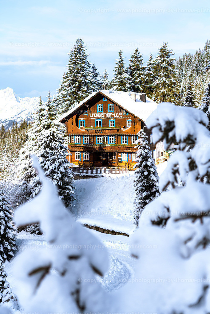 Alpengasthof Loas Pillberg-1