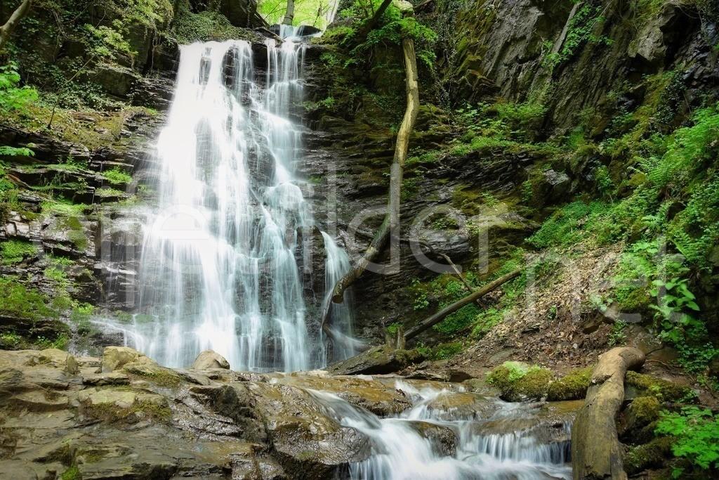 Klindinger Wasserfall | Wasserfälle bei Kliding / Beuren