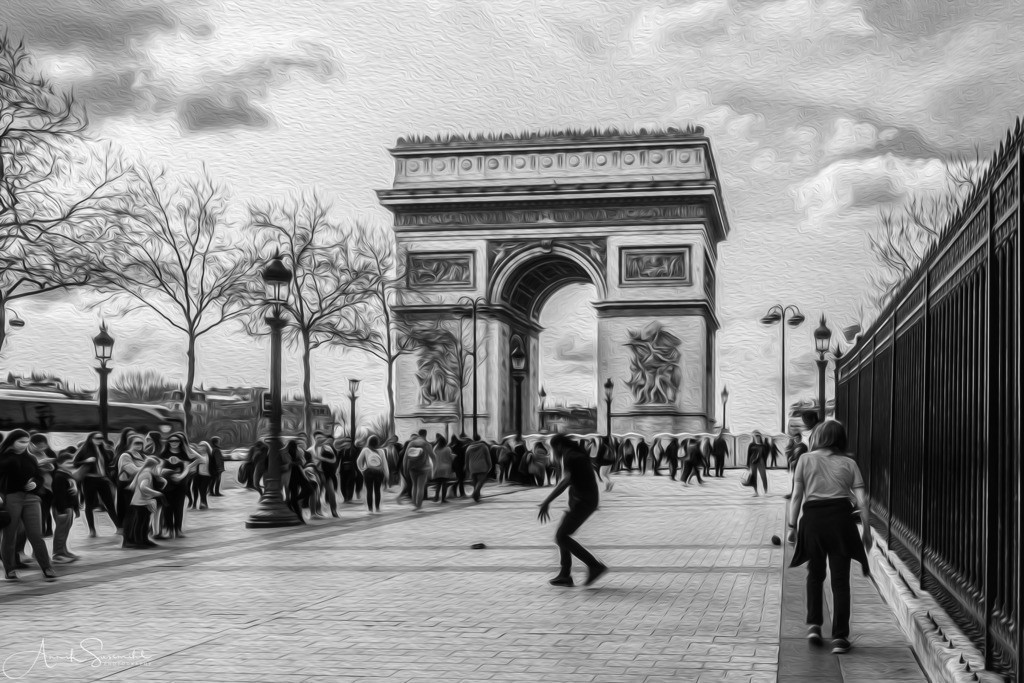 Arc-de-Triomphe-Paris-1