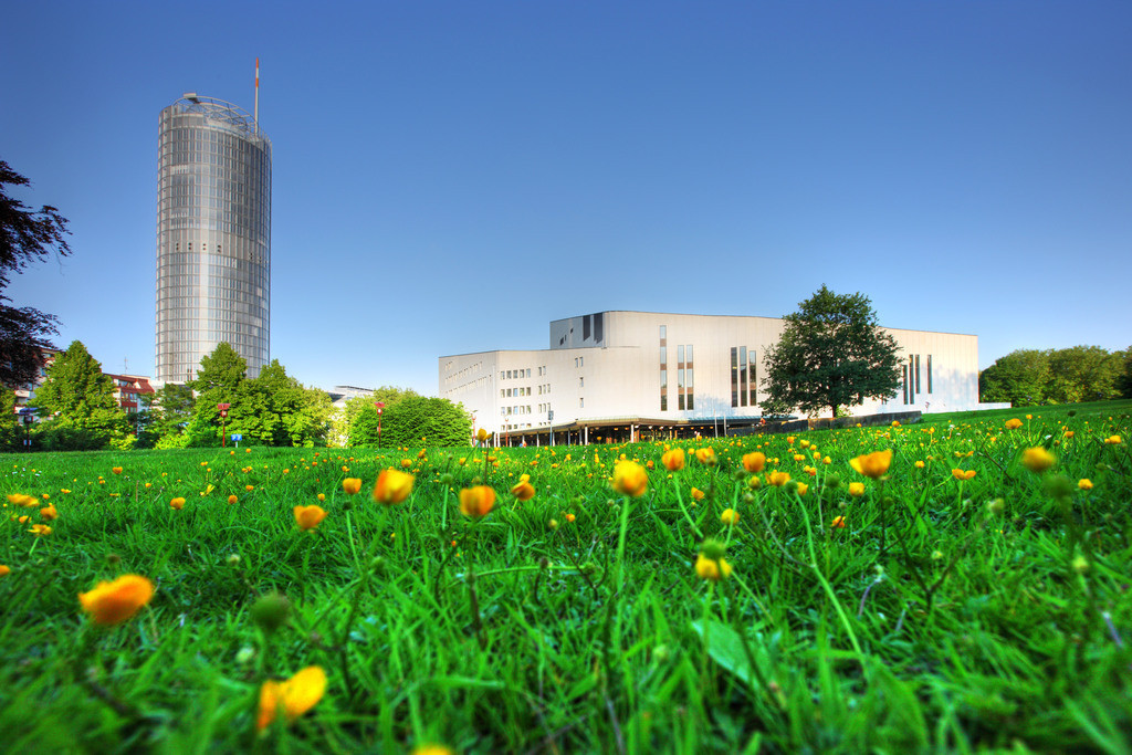 JT-080521-3004 | Aalto Theater, Opernhaus, RWE Turm,  Essen