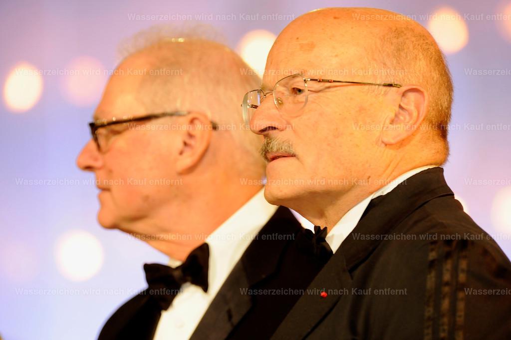 Volker Schlöndorff & Martin Scorsese   Volker Schlöndorff & Martin Scorsese