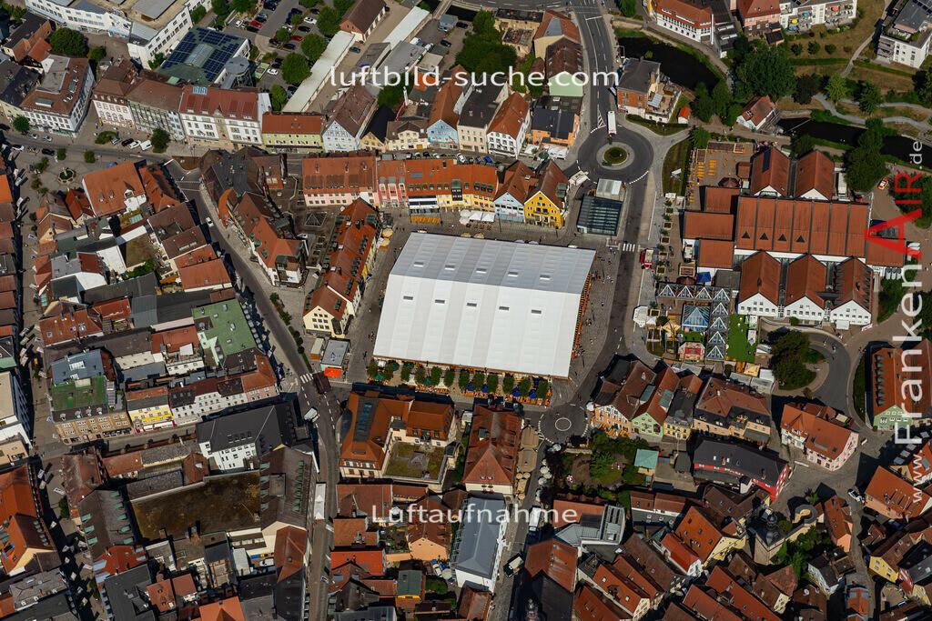 bierfest-2019-kulmbach-19-694   aktuelles Luftbild von Bierfest-2019  Kulmbach - Luftaufnahme wurde 2019 von https://frankenair.de mittels Flugzeug (keine Drohne) erstellt.