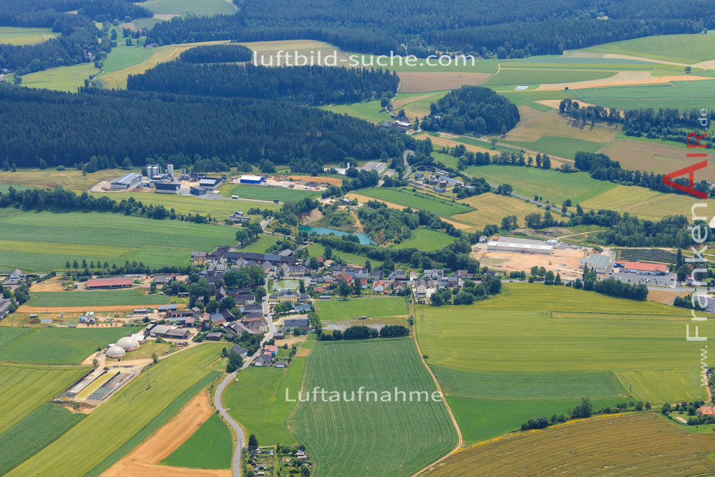 luftbild-wunsiedel-2016-7136 | Luftbild von  Wunsiedel - Luftaufnahme wurde 2016 von https://frankenair.de mittels Flugzeug (keine Drohne) erstellt - die Geschenkidee