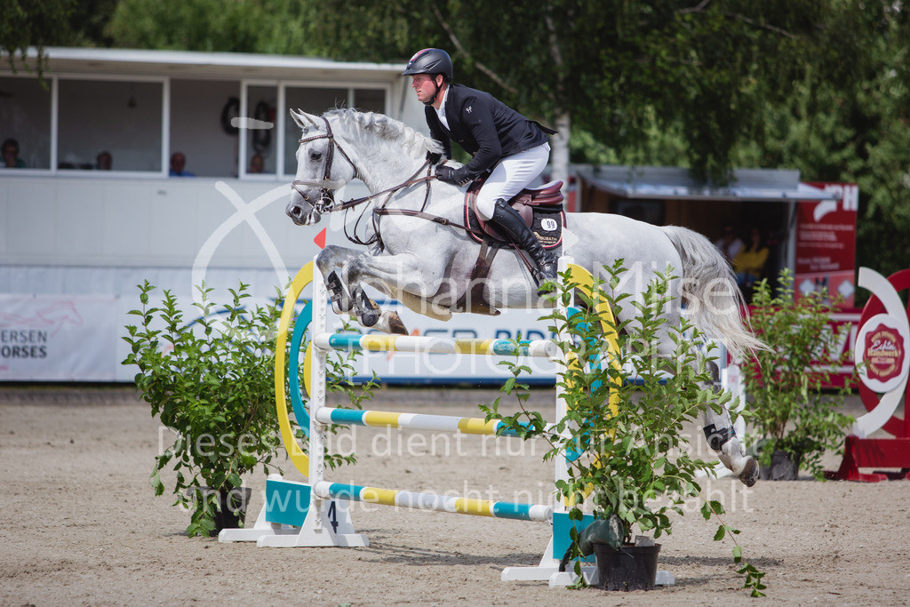 200726_Wohlde_M2-Springen-201 | Late Entry Wohlde Pedersen Sporthorses 26.07.2020 Springprüfung Kl. M** 7jährig + ält. Pferde