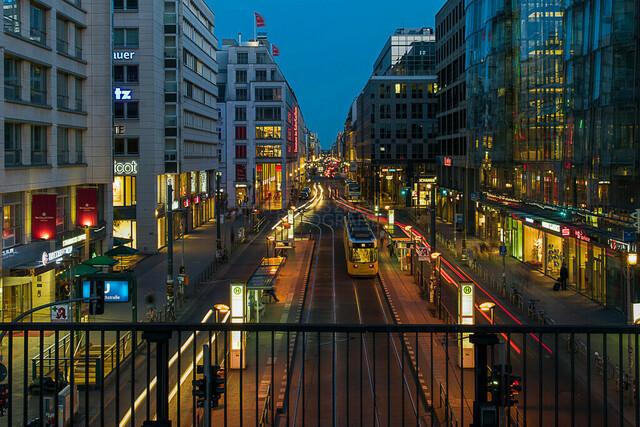 Berlin Nightscape