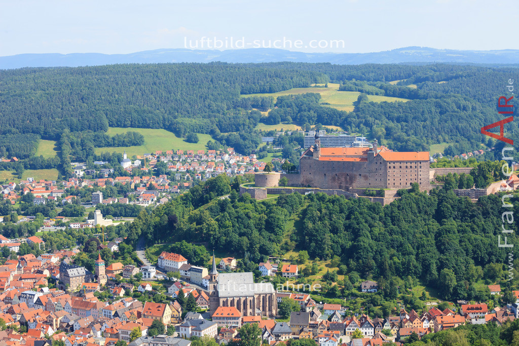 luftbild-kulmbach-2013-2552 | Luftbild von  Kulmbach - Luftaufnahme wurde 2013 von https://frankenair.de mittels Flugzeug (keine Drohne) erstellt - die Geschenkidee