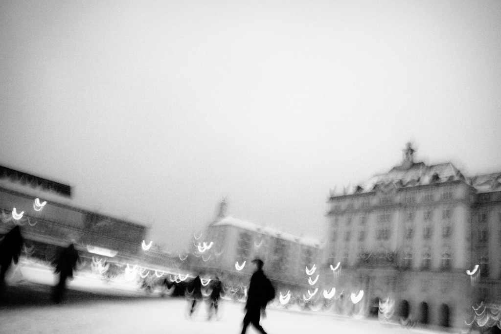 Dresden Altmarkt   Aus der Serie