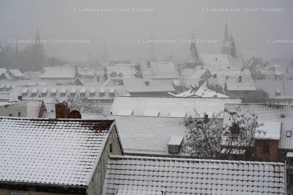 10049-11549 - Winter in Quedlinburg
