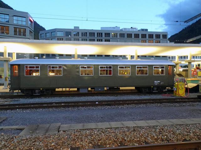 WR-S 3821 | Der Perosnenwagen in einer seltenen Farbgebung,