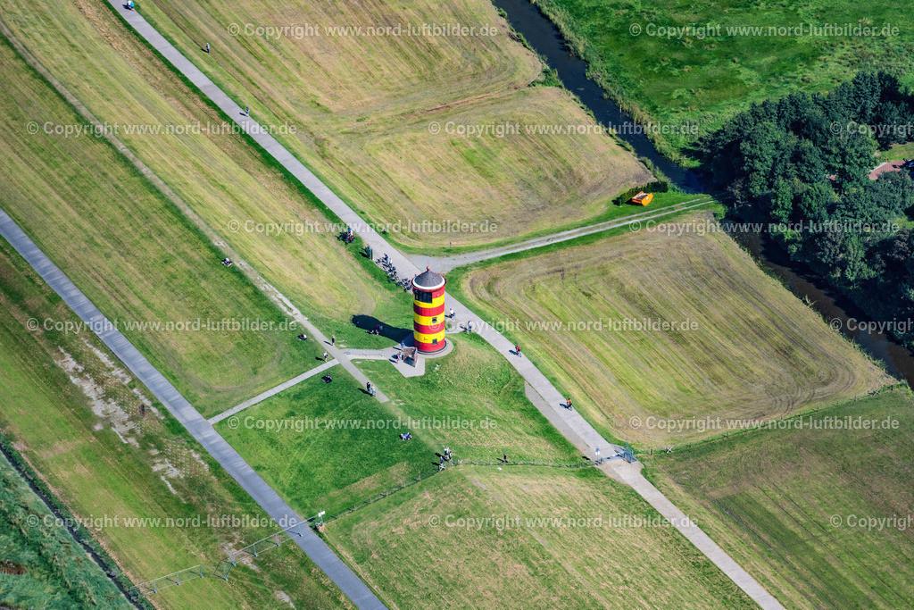 Pilsum_Leuchtturm_ELS_7393080921 | KRUMMHöRN 08.09.2021 Leuchtturm als historisches Seefahrtzeichen