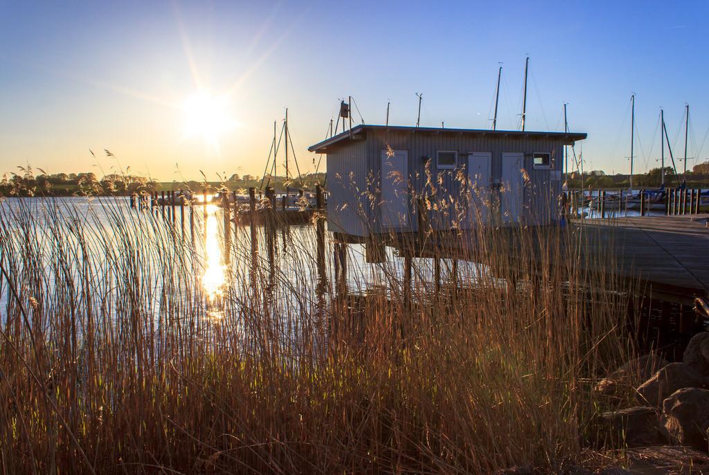 Bohnert an der Schlei | Sonnenuntergang in Bohnert an der Schlei