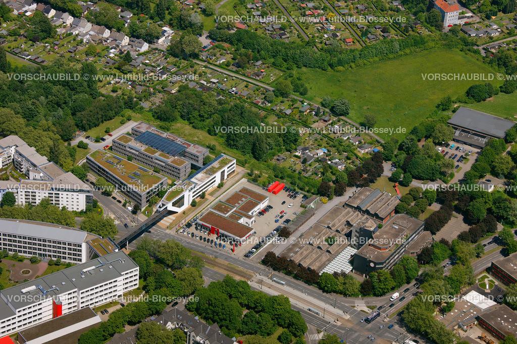ES10058573 | Bildungspark Essen,  Essen, Ruhrgebiet, Nordrhein-Westfalen, Germany, Europa, Foto: hans@blossey.eu, 29.05.2010