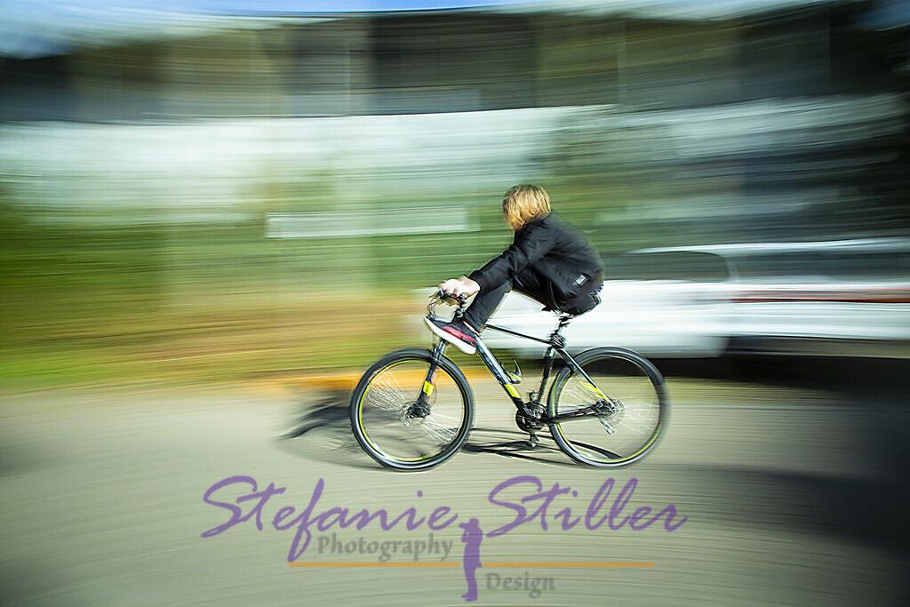 The Cyclist / Der Radfahrer