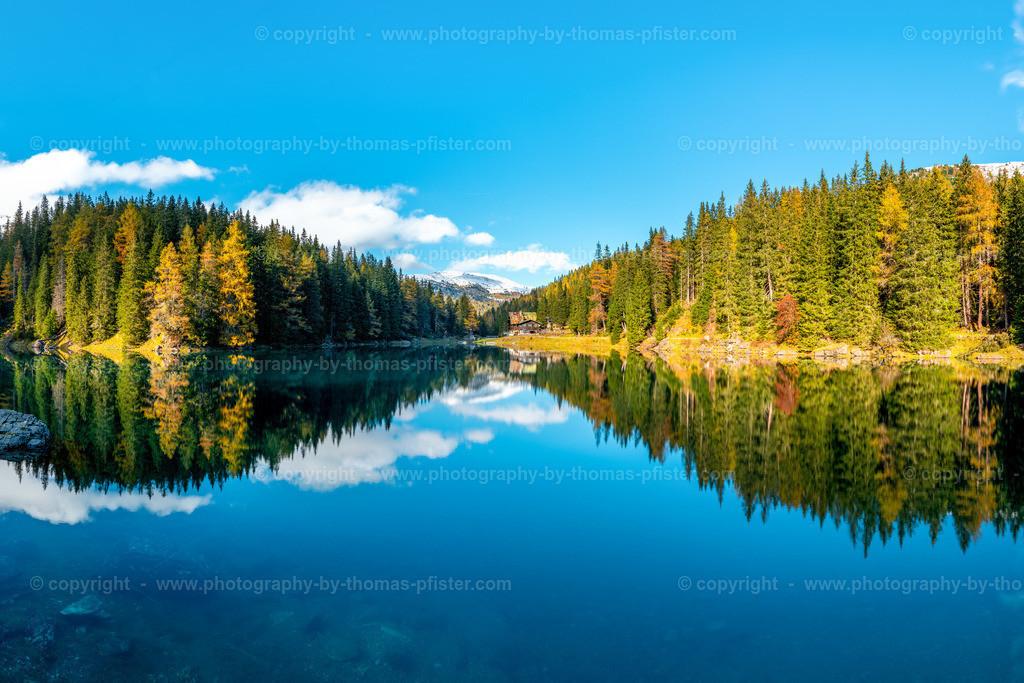 Obernberger See im Herbst -2