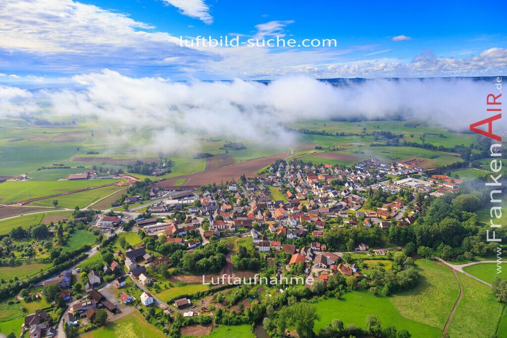 melkendorf-kulmbach-2016-6603 | Luftbild von Melkendorf Kulmbach - Luftaufnahme wurde 2016 von https://frankenair.de mittels Flugzeug (keine Drohne) erstellt - die Geschenkidee