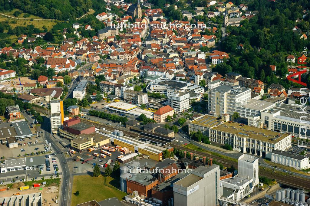 luftaufnahme-kulmbach-2008-532 | Luftbild von  Kulmbach - Luftaufnahme wurde 2008 von https://frankenair.de mittels Flugzeug (keine Drohne) erstellt - die Geschenkidee
