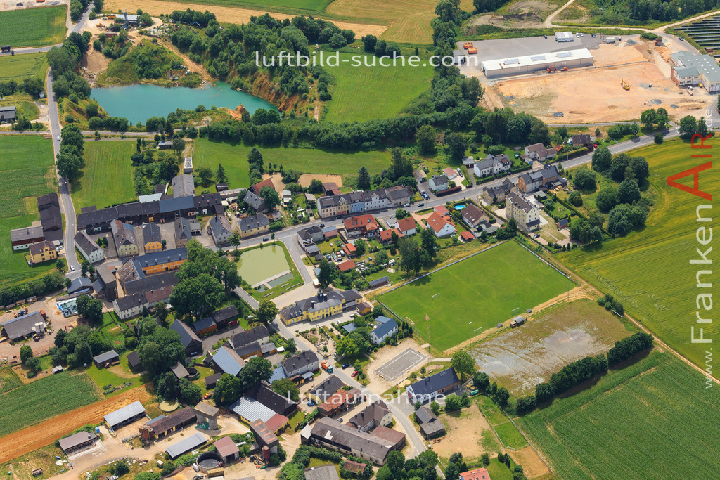 luftbild-wunsiedel-2016-7141 | Luftbild von  Wunsiedel - Luftaufnahme wurde 2016 von https://frankenair.de mittels Flugzeug (keine Drohne) erstellt - die Geschenkidee