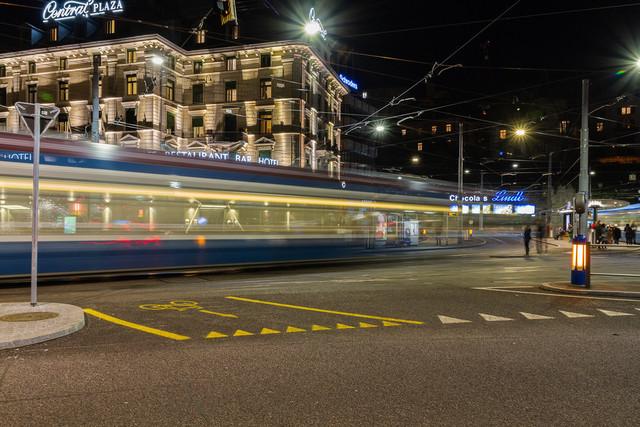 Zürich, Central