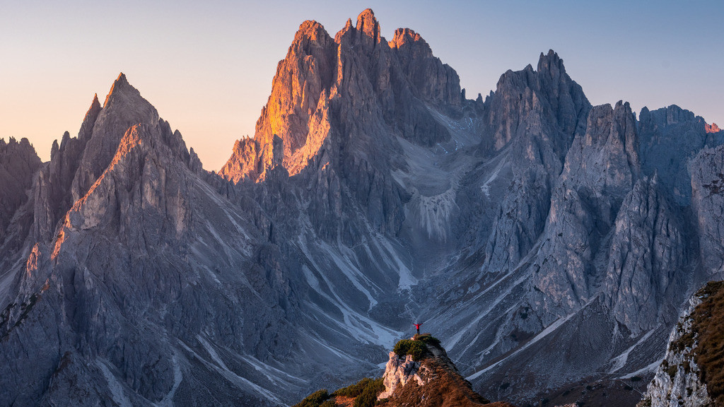 Dolomites | The Vast Mountains of South Tyrol.