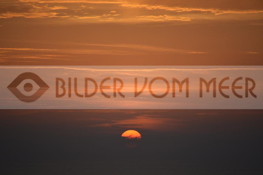 Bilder Sonnenuntergang vom Meer | Sonnenuntergang Bilder aus Cadiz