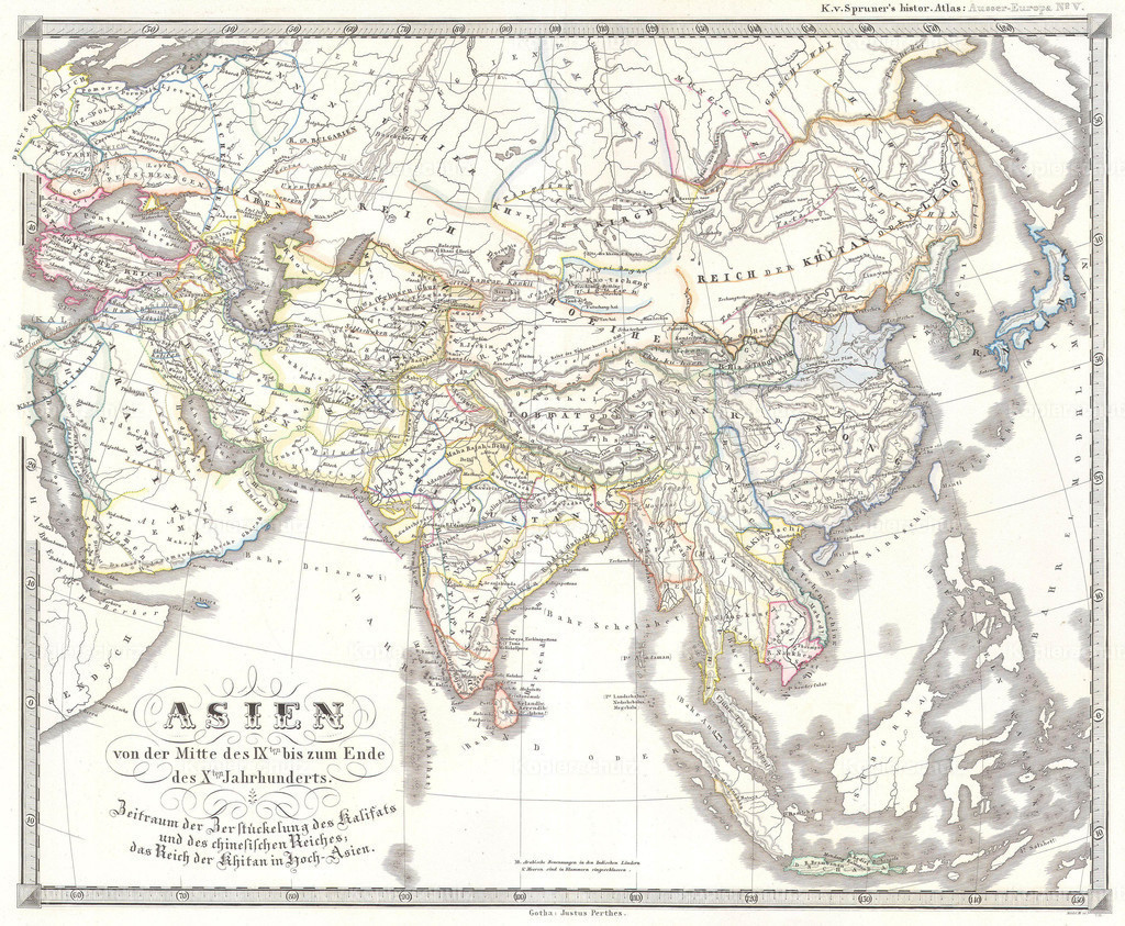 1855_Spruner_Map_of_Asia_in_the_9th_and_10th_Centuries