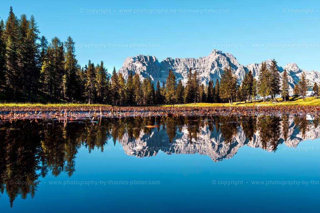 Lago di Antorno Dolomiten