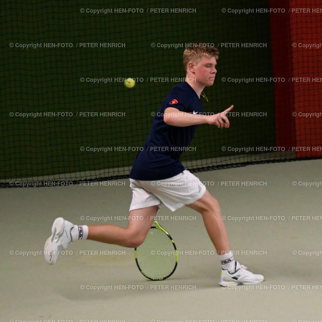Tennis U18 m TEC Darmstadt - Diedenbergen 20190511 copyright by HEN-FOTO   Tennis U18 m Hessenliga TEC Darmstadt - Diedenbergen 20190511 Nico Cupaiuolo (TEC) copyright by HEN-FOTO