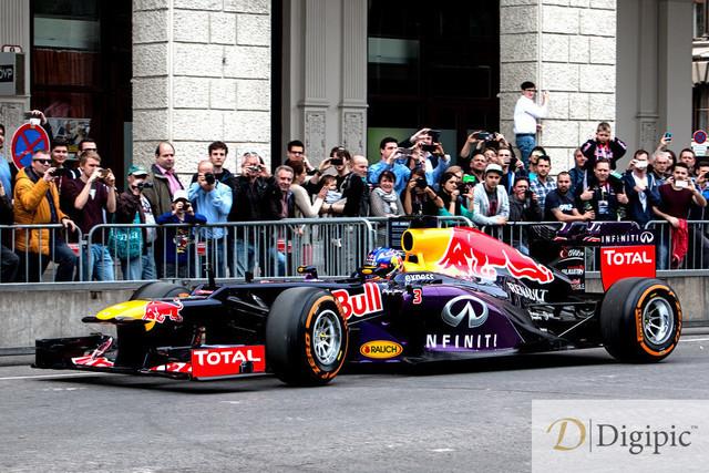 Auto 1 | Formel 1 am Wiener Rathausplatz
