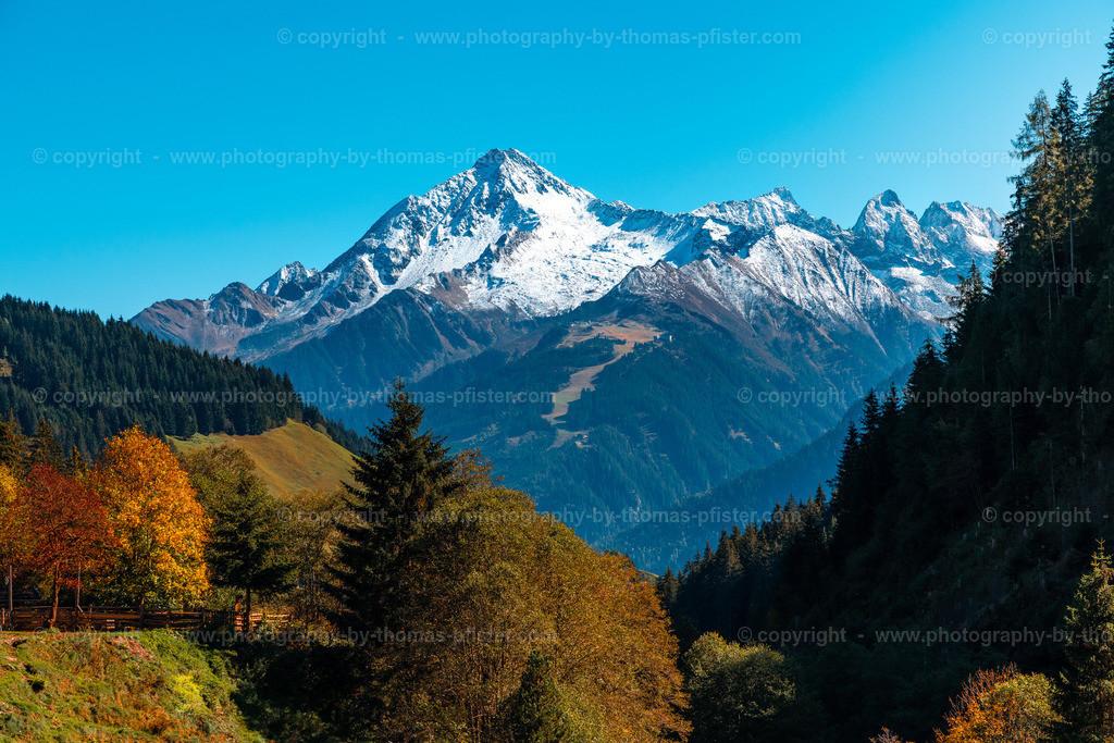 Ahornspitze Im Herbst-1