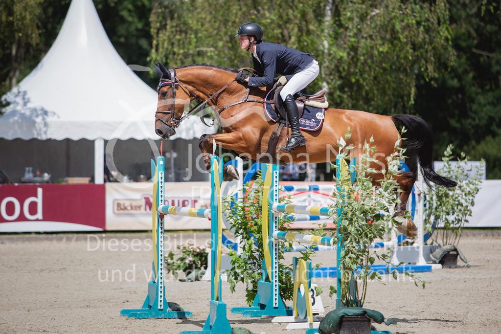 200726_Wohlde_M2-Springen-120 | Late Entry Wohlde Pedersen Sporthorses 26.07.2020 Springprüfung Kl. M** 7jährig + ält. Pferde