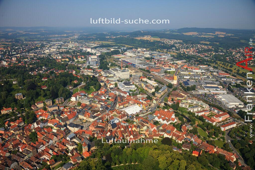 plassenburg-kulmbach-2012-32 | Luftbild von Plassenburg Kulmbach - Luftaufnahme wurde 2012 von https://frankenair.de mittels Flugzeug (keine Drohne) erstellt - die Geschenkidee